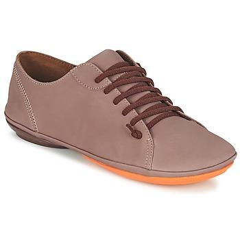 鞋子 女士 德比 Camper 看步 RIGHT NINA 玫瑰色