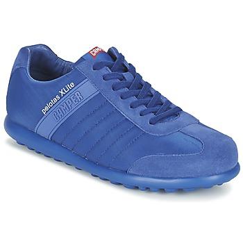 鞋子 男士 球鞋基本款 Camper 看步 PELOTAS XL 蓝色