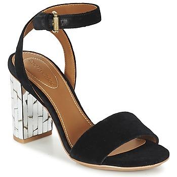 鞋子 女士 凉鞋 See by Chloé SB28001 黑色 / 天鹅绒