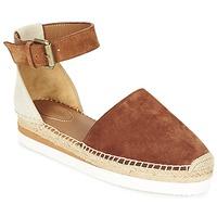 鞋子 女士 帆布便鞋 See by Chloé SB26150 棕色