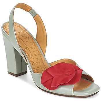鞋子 女士 凉鞋 Chie Mihara ANAMI 灰色 / 红色