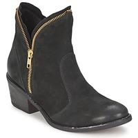 鞋子 女士 短筒靴 Casual Attitude LALE 黑色