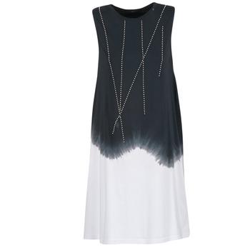衣服 女士 短裙 Replay WOOPINA 黑色 / 白色