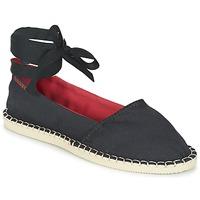 鞋子 女士 帆布便鞋 Havaianas 哈瓦那 ORIGINE SLIM 黑色