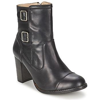 鞋子 女士 短靴 Kickers MEDIX 黑色