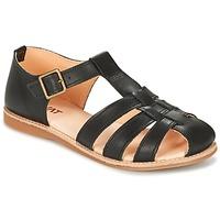 鞋子 女士 凉鞋 Kavat LOTTA 黑色