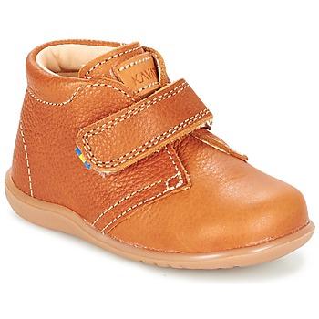 鞋子 儿童 短筒靴 Kavat HAMMAR 棕色