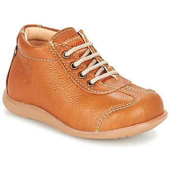 鞋子 儿童 短筒靴 Kavat ALMUNGE 棕色