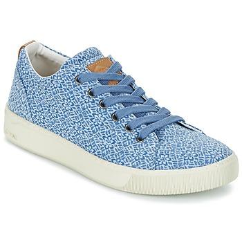 鞋子 女士 球鞋基本款 P-L-D-M by Palladium TILA 蓝色