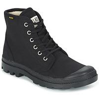 鞋子 短筒靴 Palladium 帕拉丁 PAMPA HI ORIG U 黑色