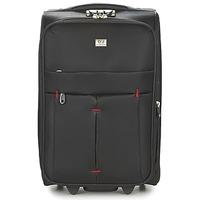 包 軟面行李箱 David Jones JAVESKA 49L 黑色