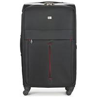 包 軟面行李箱 David Jones JAVESKA 111L 黑色