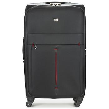 包 软面行李箱 David Jones JAVESKA 111L 黑色