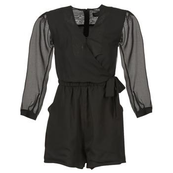 衣服 女士 连体衣/连体裤 Eleven Paris CAKE 黑色