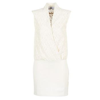 衣服 女士 短裙 Le Temps des Cerises SHERY 白色