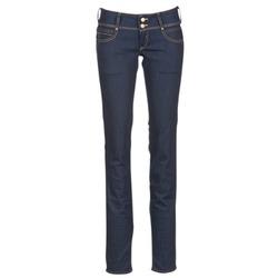 衣服 女士 直筒牛仔裤 Le Temps des Cerises 220 蓝色 / Brut