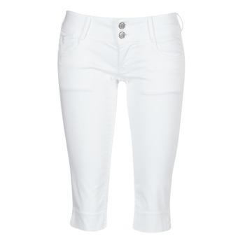 衣服 女士 七分裤 Le Temps des Cerises NINA 白色