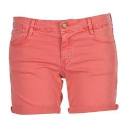 衣服 女士 短裤&百慕大短裤 Le Temps des Cerises JANKA 珊瑚色