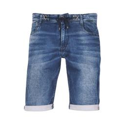 衣服 男士 短裤&百慕大短裤 Le Temps des Cerises JOGG SHORT 蓝色 / Edium