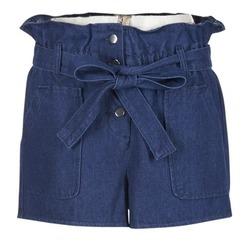 衣服 女士 短裤&百慕大短裤 Molly Bracken PORLA 蓝色