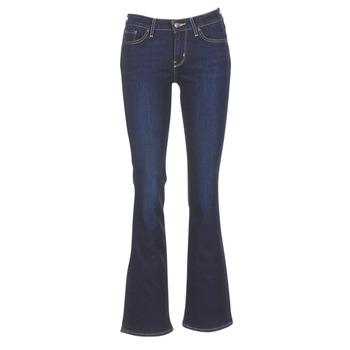 衣服 女士 喇叭牛仔裤 Levi's 李维斯 715 BOOTCUT 蓝色