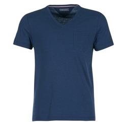 衣服 男士 短袖体恤 Tommy Hilfiger HTR END ON END 海蓝色