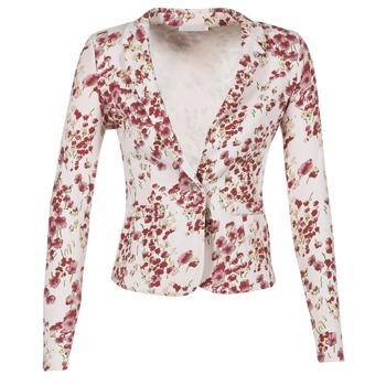 衣服 女士 外套/薄款西服 Les P'tites Bombes OSIDOULE 白色 / 红色