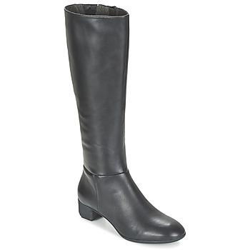 鞋子 女士 都市靴 Camper 看步 BETH 黑色