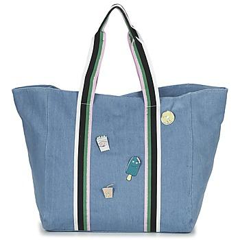 包 女士 购物袋 Paul & Joe Sister HASSINA 蓝色