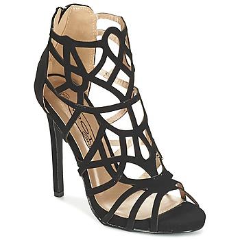 鞋子 女士 凉鞋 Spot on LAFOUILLE 黑色