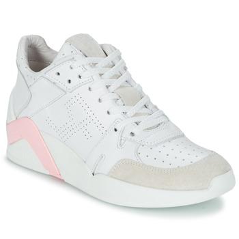鞋子 女士 高帮鞋 Serafini CHICAGO 白色 / 玫瑰色