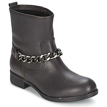鞋子 女士 短筒靴 Bocage MOANNA 灰色