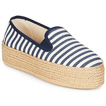 鞋子 女士 帆布便鞋 Betty London GROMY 海蓝色 / 白色