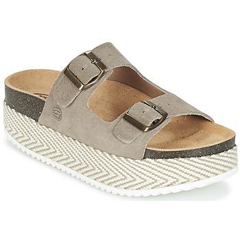 鞋子 女士 休闲凉拖/沙滩鞋 Betty London GRANJY 灰褐色