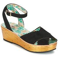 鞋子 女士 凉鞋 Miss L'Fire MARCIE 黑色
