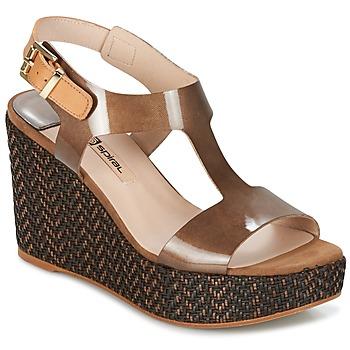 鞋子 女士 凉鞋 Spiral PAULA 棕色