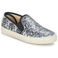 鞋子 女士 帆布便鞋 Spiral VIRGINIA 黑色 / 白色
