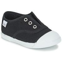 鞋子 儿童 球鞋基本款 Citrouille et Compagnie RIVIALELLE 黑色