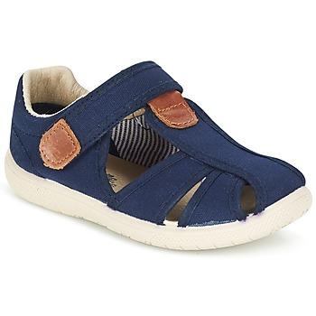 鞋子 男孩 凉鞋 Citrouille et Compagnie GUNCAL 海蓝色