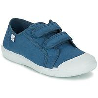 鞋子 儿童 球鞋基本款 Citrouille et Compagnie GLASSIA 蓝色