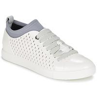 鞋子 男士 球鞋基本款 薇薇安·威斯特伍德 ORB ENAMELLED SNKER 白色