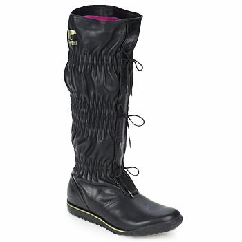 鞋子 女士 都市靴 Sorel FIRENZY 黑色