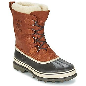 鞋子 男士 雪地靴 Sorel CARIBOU WL Tabacco