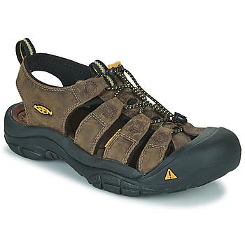 鞋子 男士 运动凉鞋 Keen NEWPORT 棕色