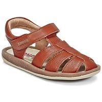 鞋子 儿童 凉鞋 Camper 看步 BICHIO KIDS 棕色