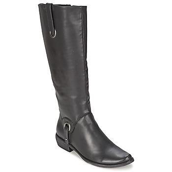鞋子 女士 都市靴 Les P'tites Bombes ADAGIO 黑色