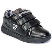 鞋子 儿童 球鞋基本款 Freegun FG ULSPORT 黑色 / 白色