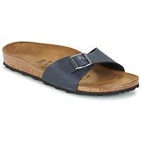 鞋子 女士 休闲凉拖/沙滩鞋 Birkenstock 勃肯 MADRID 海蓝色