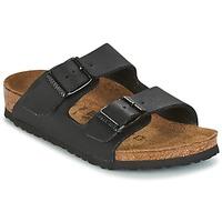 鞋子 儿童 休闲凉拖/沙滩鞋 Birkenstock 勃肯 ARIZONA 黑色