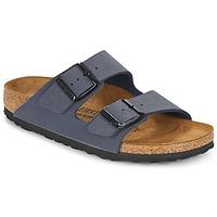 鞋子 儿童 休闲凉拖/沙滩鞋 Birkenstock 勃肯 ARIZONA 海蓝色